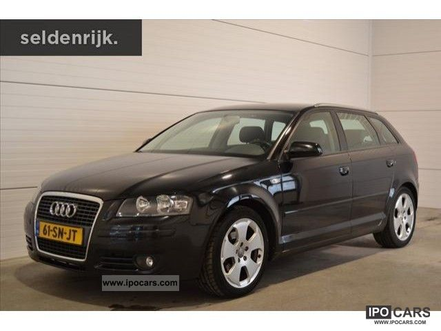 2006 audi a3 1 9tdi 105pk ecc sb 17 car photo and specs. Black Bedroom Furniture Sets. Home Design Ideas