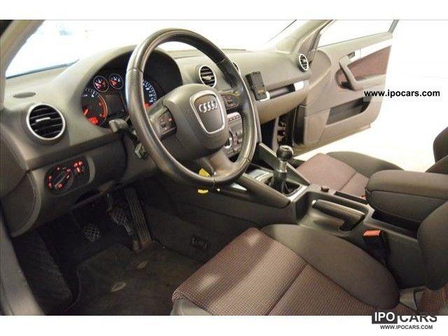 2006 audi a3 1 9tdi 105pk ecc sb 17 car photo and specs. Black Bedroom Furniture Sets. Home Design Ideas