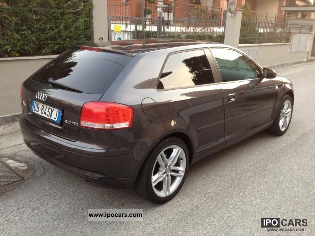 2006 Audi  A3 2.0 TDI Sports car/Coupe Used vehicle photo
