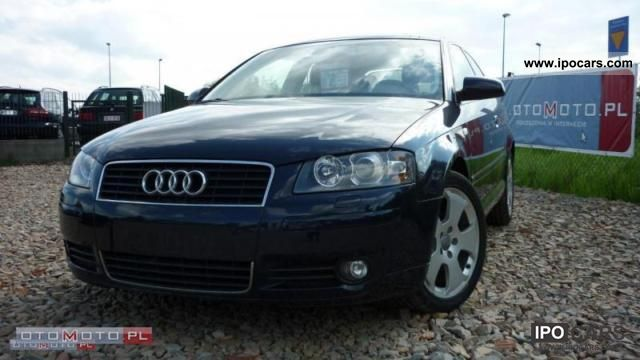2003 audi a3 1 9 tdi 105km car photo and specs. Black Bedroom Furniture Sets. Home Design Ideas