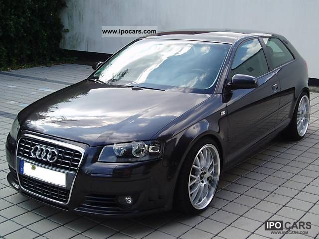 2004 audi a3 2 0 fsi ambition car photo and specs. Black Bedroom Furniture Sets. Home Design Ideas