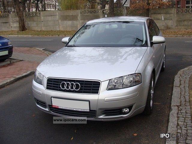 2004 Audi  2.0TDI ASR/KLIMA/6-BIEG/ALU17 \ Small Car Used vehicle photo