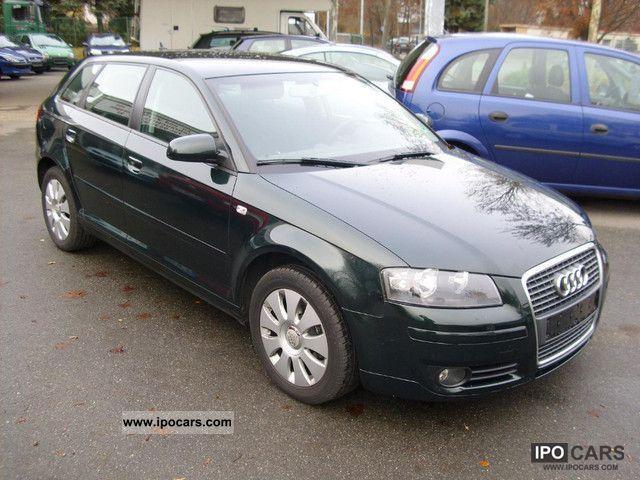 2004 Audi  A3 Sportback 1.9 TDI \ Limousine Used vehicle photo