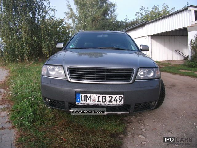2000 Audi  Quatro Off-road Vehicle/Pickup Truck Used vehicle photo