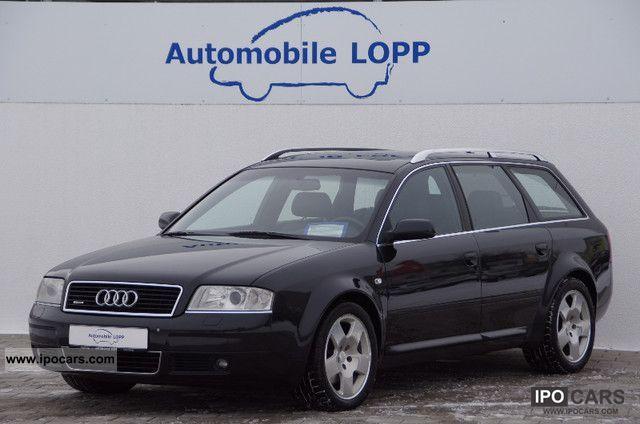 2003 Audi  A6 Avant 4.2 quattro APC XENON LEATHER NAVI MMI Estate Car Used vehicle photo