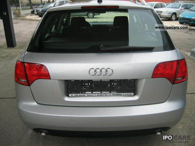 2006 audi a4 avant 2 5 tdi s line exteriors xenon. Black Bedroom Furniture Sets. Home Design Ideas