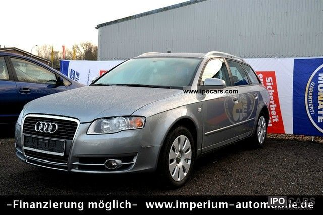 2007 audi a4 avant 2 0 tdi automatic navigation car photo and specs. Black Bedroom Furniture Sets. Home Design Ideas