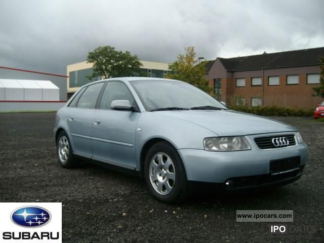 2001 Audi  1.6 Ambiente! NEW PARTS FOR € 8000! KLIMATR! Limousine Used vehicle photo