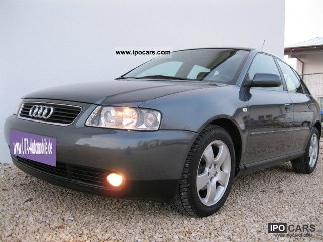 2003 Audi  * A3 ** CRUISE CONTROL SEAT HEATING * AIR * 4-DOOR ** Limousine Used vehicle photo