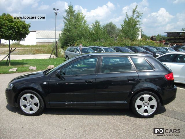 2004 audi a3 2 0 tdi sportback ambition car photo and specs. Black Bedroom Furniture Sets. Home Design Ideas