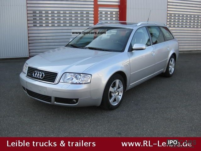 2005 audi a6 allroad 2 5 tdi quattro car photo and specs. Black Bedroom Furniture Sets. Home Design Ideas