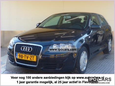 2007 Audi  A3 1.9TDI 105hp * NAVI * NET AIRCO 7500, - Other Used vehicle photo