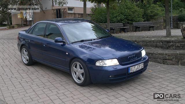 1999 Audi S4 27 Quattro Limousine
