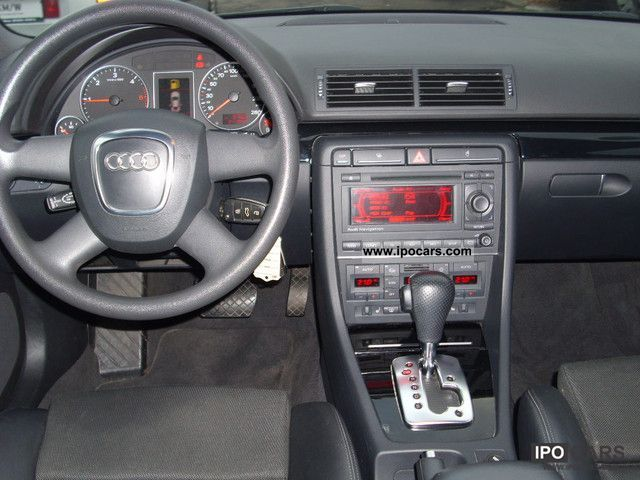 2006 audi a4 avant 2 7 tdi s line navi leder xenon 18 car photo and specs. Black Bedroom Furniture Sets. Home Design Ideas