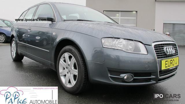 2006 Audi  A4 2.0 TDI * Climate * shd * Sitzhzg. * Design package + Estate Car Used vehicle photo