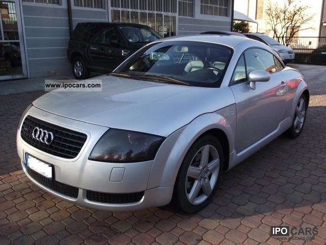 1999 audi tt coupe quattro 225 cv car photo and specs. Black Bedroom Furniture Sets. Home Design Ideas