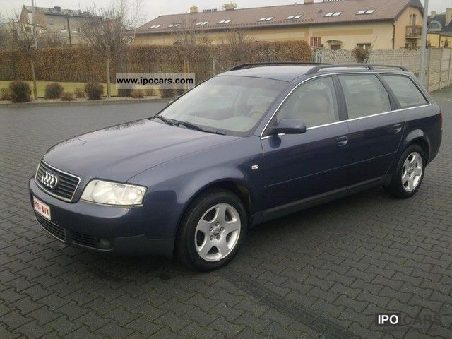 2004 Audi  A6 1.9 TDI 130 PS 7 bedded Estate Car Used vehicle photo