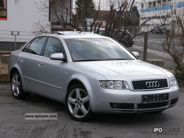 2002 audi a4 3 0 quattro sport pdc auto gshd car photo and specs. Black Bedroom Furniture Sets. Home Design Ideas