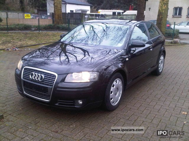 2006 Audi  A3 1.9 TDI Ambiente Limousine Used vehicle photo
