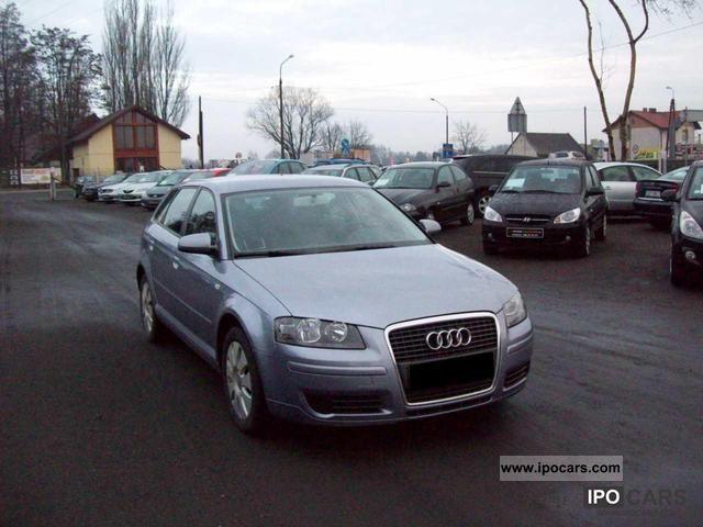 2008 Audi  A3 FAKTURA VAT 23% Other Used vehicle photo