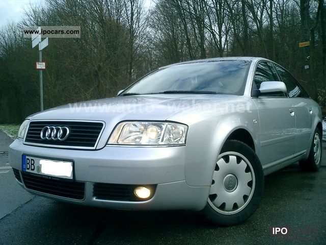 2004 Audi  A6 1.9 TDI * CLIMATIC * 8 ​​* NAVI * TRADE as ZAHNR.GW * WEB * Limousine Used vehicle photo