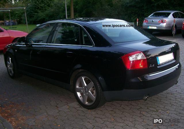 2001 Audi  3.0 / Automatic / Leather / Bose / Navi + Limousine Used vehicle photo