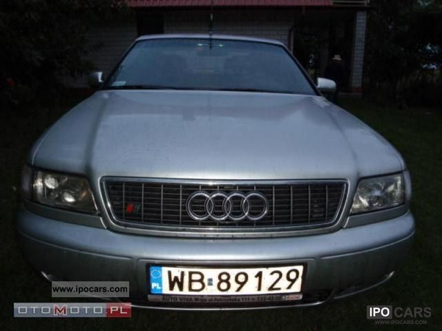Audi  S8 S8 4.2v8 Oryginal LPG FUULL 1999 Liquefied Petroleum Gas Cars (LPG, GPL, propane) photo