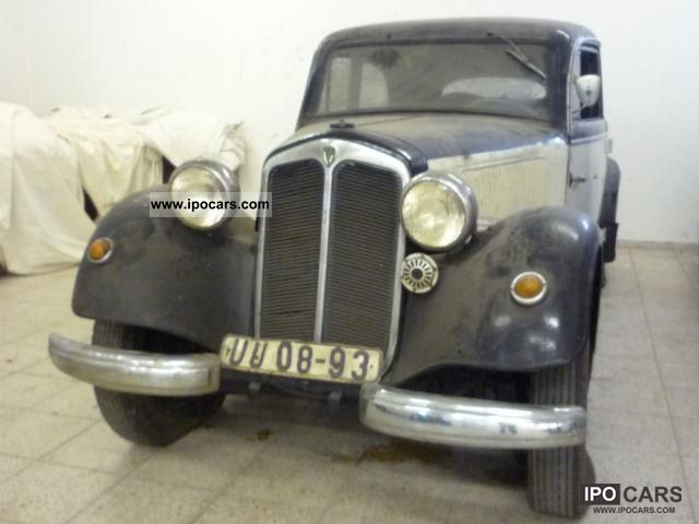 Audi  More DKW F7 / 700 gearbox 1938 Vintage, Classic and Old Cars photo