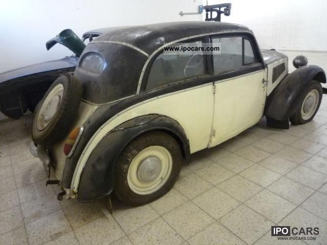 1938 Audi More Dkw F7 700 Gearbox Car Photo And Specs
