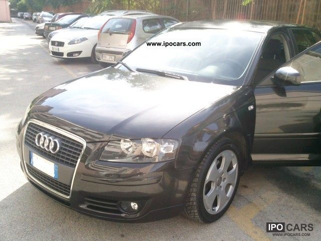 2005 audi a3 2 0 tdi 140 cv car photo and specs. Black Bedroom Furniture Sets. Home Design Ideas