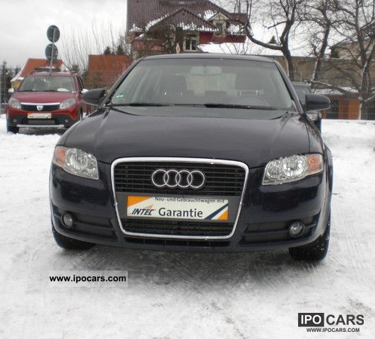 2005 audi a4 1 6 sedan car photo and specs. Black Bedroom Furniture Sets. Home Design Ideas