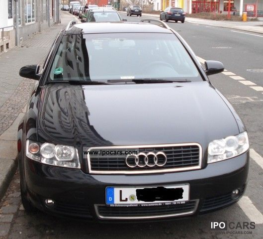 Audi  A4 Avant 1.8 T 2004 Liquefied Petroleum Gas Cars (LPG, GPL, propane) photo