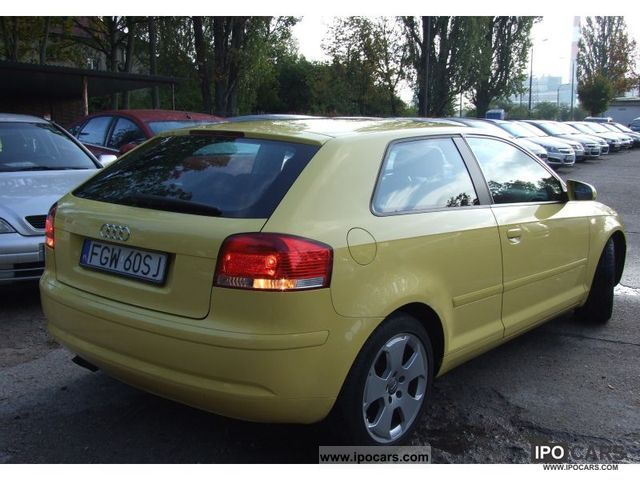 2005 audi a3 2 0 tdi 140 km climate tronic alus car photo and specs. Black Bedroom Furniture Sets. Home Design Ideas