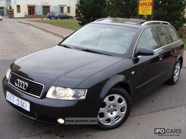 2004 Audi  1.9TDI OPŁAC SKORA JAK NOWE Estate Car Used vehicle photo