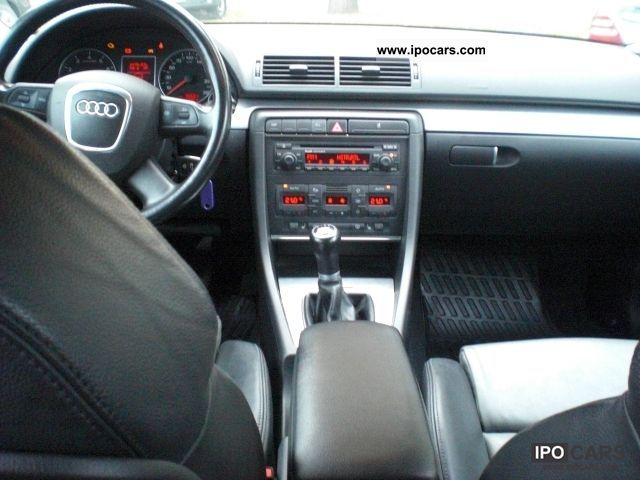 2005 audi a4 avant 1.8 t quattro 25 years leather, xenon - car photo