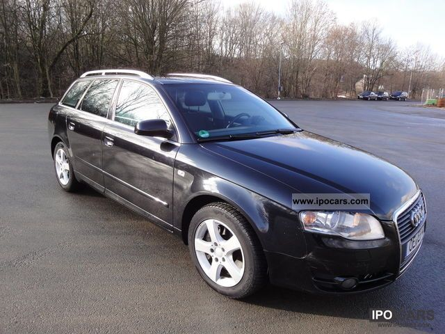 2006 audi a4 avant 2 5 tdi multitronic car photo and specs. Black Bedroom Furniture Sets. Home Design Ideas