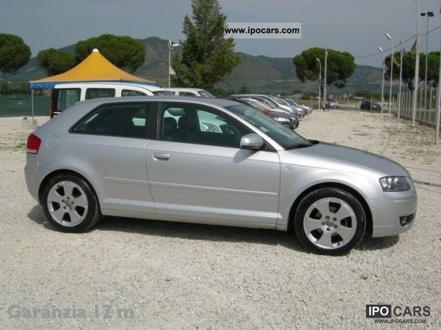 2005 audi a3 1 6 16v fsi attraction car photo and specs. Black Bedroom Furniture Sets. Home Design Ideas