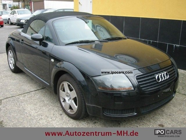 2004 Audi  TT Roadster 1.8 T * Xenon * leather * climate control * Cabrio / roadster Used vehicle photo