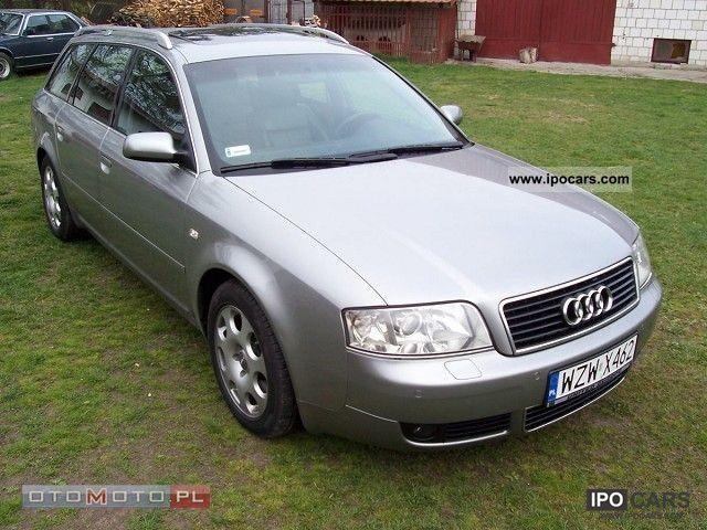 2002 Audi  S6 Estate Car Used vehicle photo