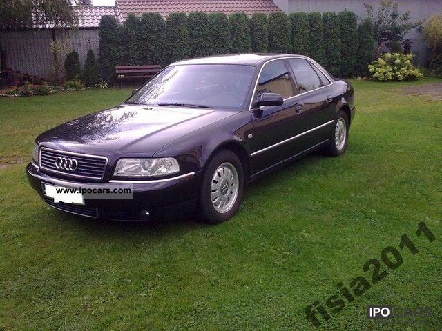 2002 Audi  A8 Other Used vehicle photo