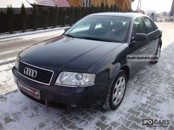 2003 audi a6 2 5 v6 tdi sprzedamgo car photo and specs. Black Bedroom Furniture Sets. Home Design Ideas