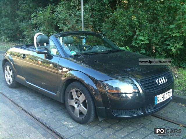 2002 Audi  TT Roadster 1.8 T Cabrio / roadster Used vehicle photo