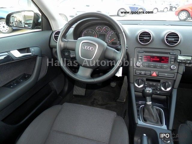 2007 Audi A3 Sportback 1 9 Tdi Dpf Air 4 2014