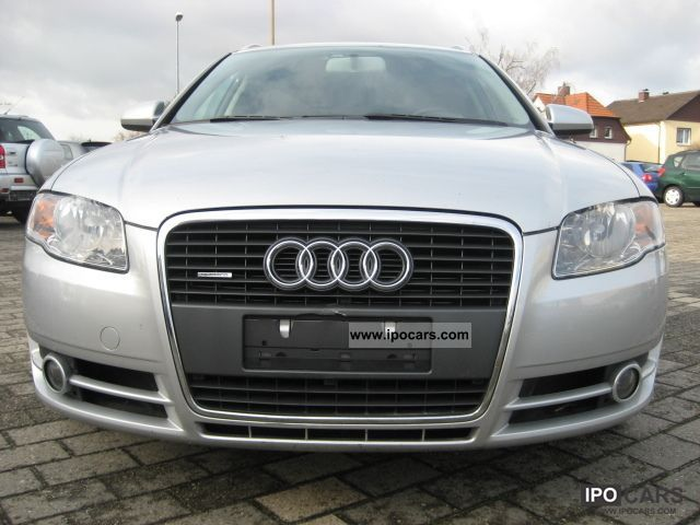 2006 audi a4 avant 3 0 tdi quattro car photo and specs. Black Bedroom Furniture Sets. Home Design Ideas