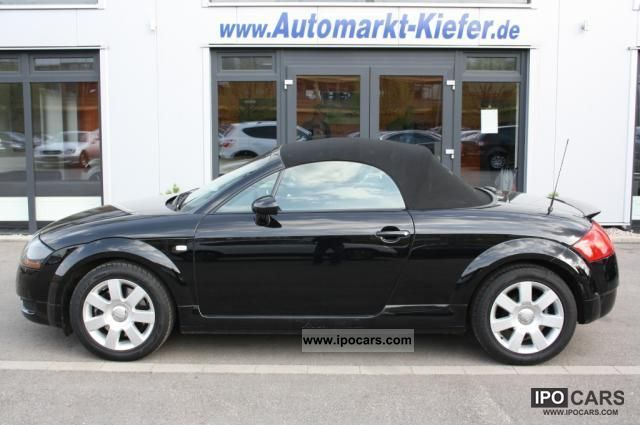 2003 audi tt roadster 1 8 t quattro navi leather. Black Bedroom Furniture Sets. Home Design Ideas