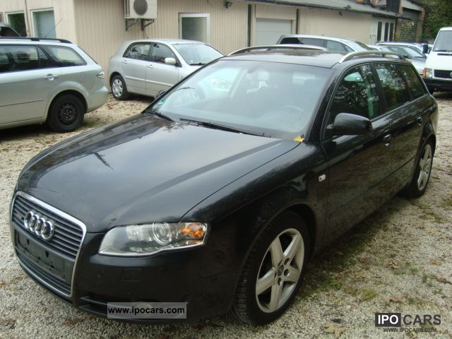 2006 audi a4 avant 2 7 tdi xenon leather s line car. Black Bedroom Furniture Sets. Home Design Ideas
