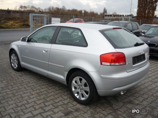 2006 audi a3 2 0 tdi dsg ambience car photo and specs. Black Bedroom Furniture Sets. Home Design Ideas