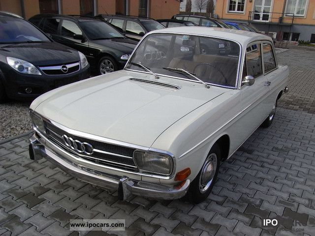 Audi  60 L first Hand with only 53800KM! 1970 Vintage, Classic and Old Cars photo