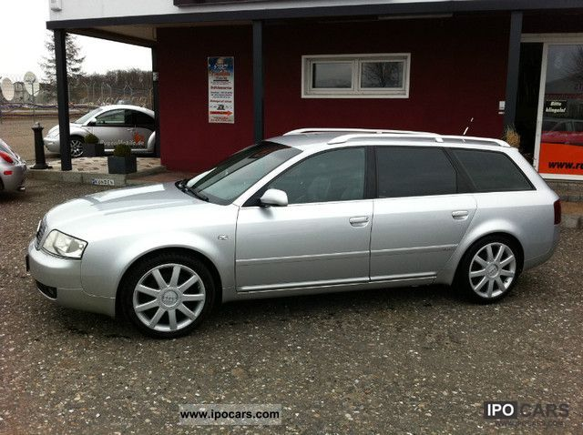 2002 audi a6 2 5 tdi sportline car photo and specs. Black Bedroom Furniture Sets. Home Design Ideas