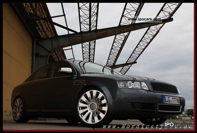 Audi  A4/S4 2.0 (LPG) S-Line 2001 Liquefied Petroleum Gas Cars (LPG, GPL, propane) photo